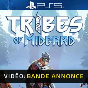 Tribes of Midgard PS5 Bande-annonce Vidéo