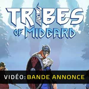 Tribes of Midgard Bande-annonce Vidéo