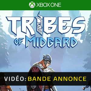 Tribes of Midgard Xbox One Bande-annonce Vidéo