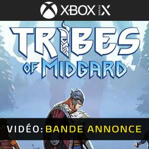 Tribes of Midgard Xbox Series X Bande-annonce Vidéo