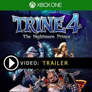 Trine 4 The Nightmare Prince Xbox One en boîte ou à télécharger