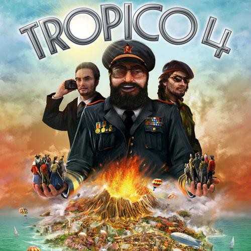 Acheter Tropico 4 clé CD Comparateur Prix