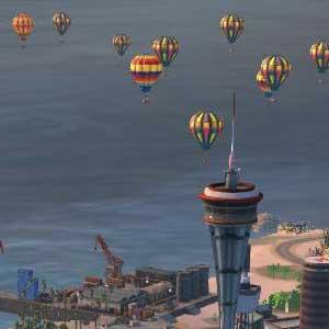 Tropico 4 Modern Times - Des ballons