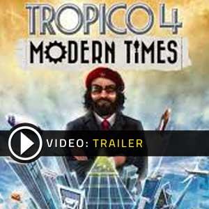 Acheter Tropico 4 Modern times Clé CD Comparateur Prix