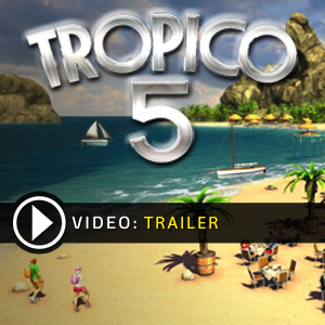 Acheter Tropico 5 Clé CD Comparateur Prix