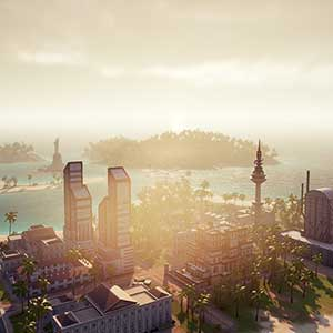 Tropico 6 Gratte-ciel