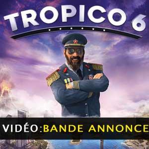 Tropico 6 Bande-annonce Vidéo