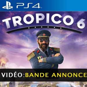 Tropico 6 PS4 Bande-annonce Vidéo