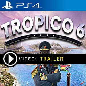Tropico 6 PS4 en boîte ou à télécharger