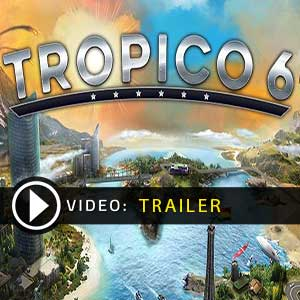 Acheter Tropico 6 Clé Cd Comparateur Prix