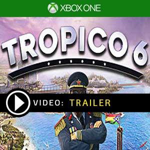 Tropico 6 Xbox One en boîte ou à télécharger