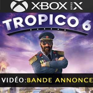 Tropico 6 Xbox Series X Bande-annonce Vidéo