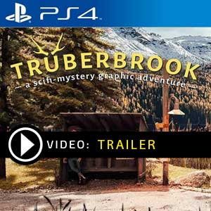 Truberbrook PS4 en boîte ou à télécharger