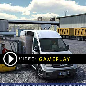 Truck and Logistics Simulator Gameplay Video