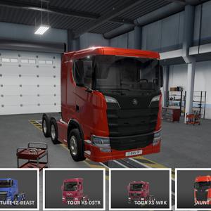 Truck Driver - Série Jaunt Dev