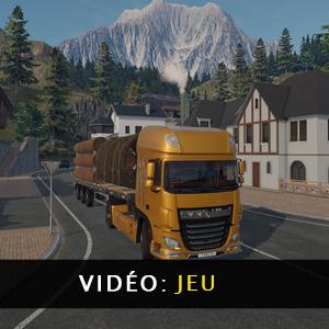 Truck Driver Vidéo de jeu