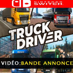 Truck Driver Nintendo Switch Bande-annonce vidéo
