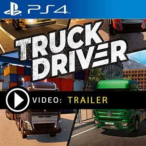Truck Driver PS4 en boîte ou à télécharger