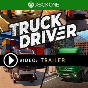 Truck Driver Xbox One en boîte ou à télécharger