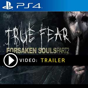 True Fear Forsaken Souls Part 2 PS4 Prices Digital or Box Edition