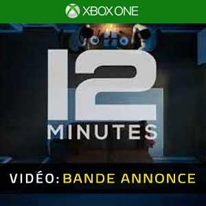 Twelve Minutes Bande-annonce vidéo de la Xbox One
