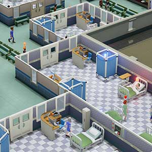 Two Point Hospital Présentation