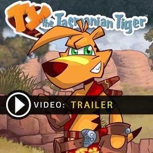 Acheter TY the Tasmanian Tiger Clé Cd Comparateur Prix