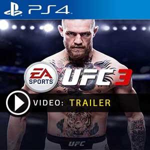 Acheter UFC 3 PS4 Code Comparateur Prix
