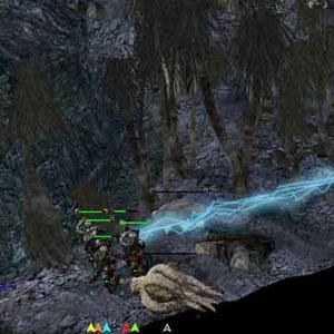 UFO Aftermath Mode de Combat