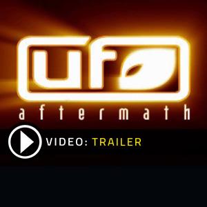 Acheter UFO Aftermath Clé Cd Comparateur Prix