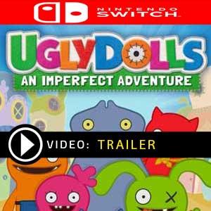UglyDolls Une Aventure Imparfaite Nintendo Switch en boîte ou à télécharger