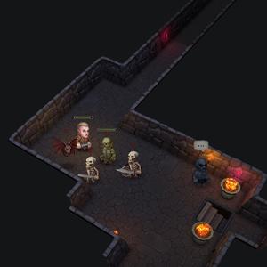 Ultimate ADOM Caverns of Chaos - Rencontre avec l