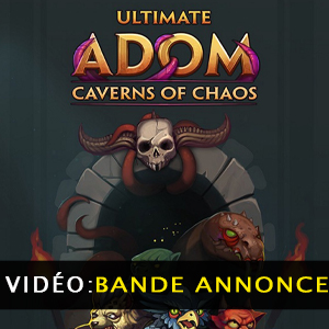 Ultimate ADOM Caverns of Chaos Bande-annonce vidéo