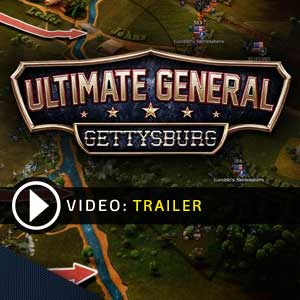 Acheter Ultimate General Gettysburg Cle Cd Comparateur Prix