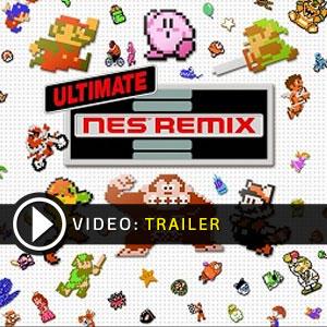 Ultimate NES Remix Nintendo 3DS en boîte ou à télécharger