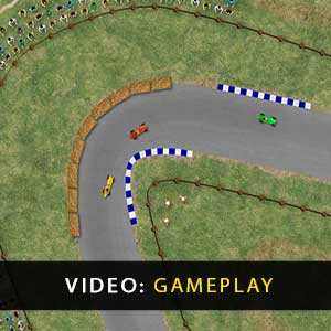 Ultimate Racing 2D Gameplay Video