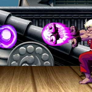 Ultra Street Fighter 2 The Final Challengers Nintendo Switch Combat Evil Ryu contre Violent Ken