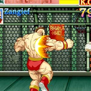 Ultra Street Fighter 2 The Final Challengers Nintendo Switch Match Rapide