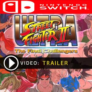 Acheter Ultra Street Fighter 2 The Final Challengers Nintendo Switch Comparateur Prix