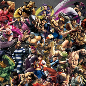 Ultra Street Fighter 4 Personnages