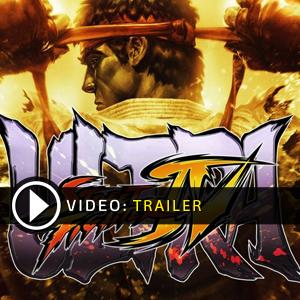 Acheter Ultra Street Fighter 4 Clé CD Comparateur Prix