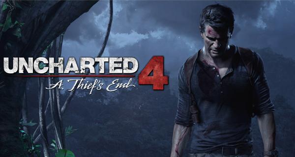 Uncharted 4 A Thief's End date de sortie