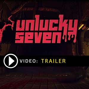 Acheter Unlucky Seven Clé CD Comparateur Prix