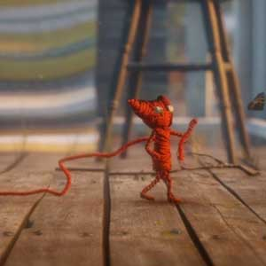 Unravel PS4 Yarn