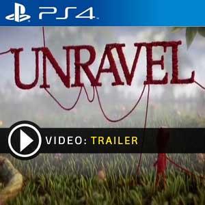 Unravel PS4 en boîte ou à télécharger