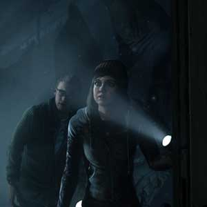 Until Dawn PS4 Gameplay