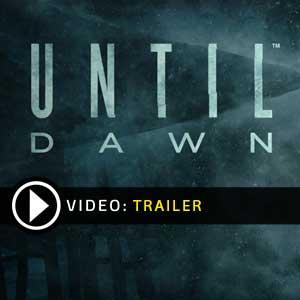 Until Dawn PS4 en boîte ou à télécharger