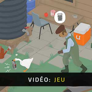 Untitled Goose Game Vidéo de gameplay