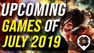 Prochains Jeux de juillet 2019