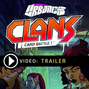 Acheter Urbance Clans Card Battle Clé CD Comparateur Prix